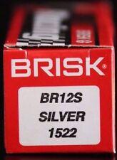 1 Brisk BR12S Spark Plug Adly ATV 300XS 300 AJS CR3-125 125 JS125Y Apache RLX