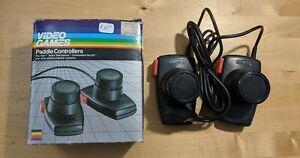 Vintage Gemini Video Games Paddle Controllers VG172 Atari/Sears/Commodore Vic-20
