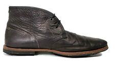Timberland Boot Company Wodehouse Leather Mens Brown Chukka Ankle Boots Size 12