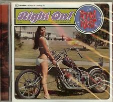 ADAM WEST - RIGHT ON ! - CD - NEW