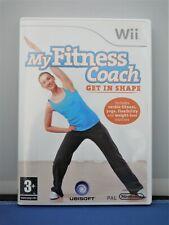 My Fitness Coach (Nintendo Wii, 2009) - European Version