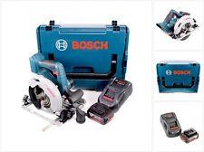 Bosch GKS 18 V-57 G Akku Kreissäge mit 1x GBA 6,0 Ah Akkus, Lader und L-Boxx