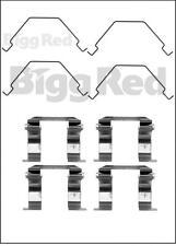Front Brake Caliper Pad Fitting Kit for Mazda 323 (98-03) & 626 (88-02) H1158