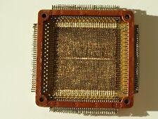 USSR Magnetic Ferrite Core Memory Double Frame Board 1Kb ES EVM 1970s