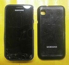 CELLULARE SMARTPHONE SAMSUNG GT-I9000 GALAXY S ROTTO NON FUNZIONANTE