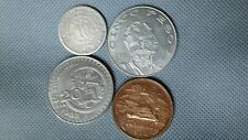 World Old Coins *Mexico 4 Coin* Collection Lots