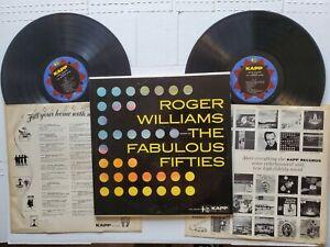 Roger Miller - Songs Of The Fabulous Fifties 1957 (2LP) Easy Gelistet Jazz Mono