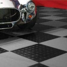 MotoFloor Modular Garage Flooring Tiles 48-pack