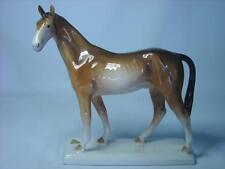 Royal Dux HORSE Figurine 9 Photos 320 /1 03 B Original Foil Label