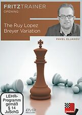 ChessBase: Eljanov-The Ruy Lopez Breyer variation/SPAGNOLO-SCACCHI NUOVO OVP