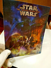 STAR WARS The Empire Strikes Back - 3D Multi Image Lenticular Steelbook Magnet