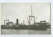 MS Thikandi B&W Photo - KJCPL Royal Interocean Lines 1883