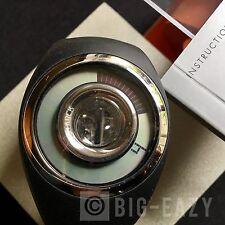BRAND NEW! Philippe Starck ORING O-ring PH1085 Black w/ Box/Manual, New Battery