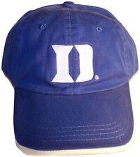 the latest 6d6f9 d502c Duke Blue Devils Cap Adjustable Slouch Hat