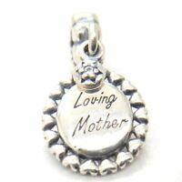 NEW Authentic Pandora S925 Loving Mother Clear Cz Dangle charm 791127CZ