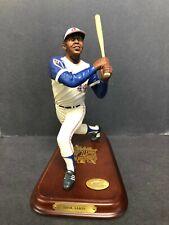 Danbury Mint Hank Aaron Figurine