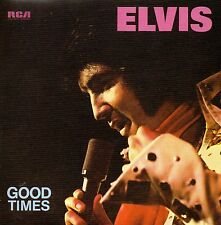 CD Elvis PRESLEY Good Times  (1974) - Mini LP REPLICA - 10-track CARD SLEEVE