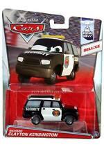 2014 Disney Pixar Cars Deluxe Piston Cup #4 Richard Clayton Kensington