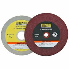 Wheels For 1 Circular Saw Blade Sharpener - DIAMOND and EMORY  shipping