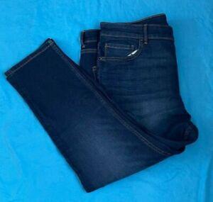 Ladies M & S Jeans. Brand New. Indigo. FREE P+P. Size 20 x 26