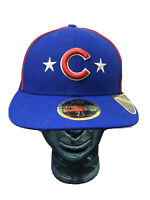 New Era 59Fifty MLB Chicago Cubs All-Star Game Fitted Hat Cap OSFA 7 1/2 NEW