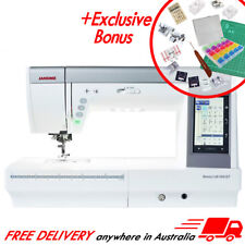 Janome Horizon Memory Craft 9400QCP, BRANDNEW, Semi-Industrial Quilting, BONUSES