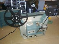 Bell & Howell Autoload Model 357 Movie 8 MM Projector
