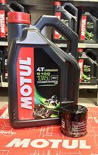 4 LT L aceite motor moto Motul 4T 5100 10w50 Ma2 Technosynthese