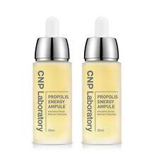 Cnp Propolis Energy Ampule 35ml x 2pcs, Intensive Facial Nutrient Solution Serum