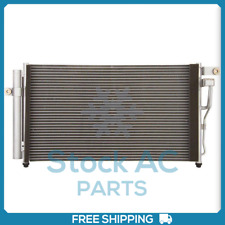 BRAND NEW A/C CONDENSER WITH DRIER FITS HYUNDAI ACCENT 2006-2011 - 976061E000