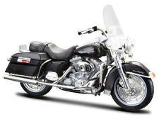 HARLEY DAVIDSON Modelo, 1999 FLHR Road Rey (32 ), MAISTO MOTO 1:18