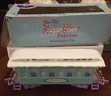 Precious Moments The Sugar Town Express Passenger Car 1996 Enesco New