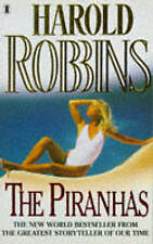 Very Good, Piranhas, Robbins, Harold, Book