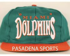 VINTAGE 1990's MIAMI DOLPHINS SNAPBACK CAP NWT nfl moore suh tannehill