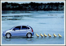 cartolina pubblicitaria PROMOCARD n.2845 CITROEN C3 AUTOMOBILE collection n.11
