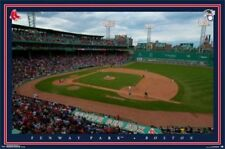 MLB BASEBALL BOSTON RED SOX FENWAY PARK  POSTER trends 14043 new free shipping