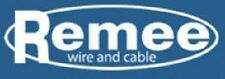 New listing Remee Products - 5Be244Utp/350M2Y -4 Pair Solid Bare Copper Yellow Plenum 1000ft