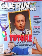 Guerin Sportivo n°47 1997 Alfredo Di Stefano - Cristina Quaranta   [GS45]