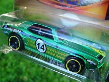 Hot Wheels HAPPY EASTER 1/8 ~ '69 Camaro Race Car #14 ~ SEALED Blister Pack!