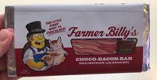 Universal Studios The Simpsons Farmer Billy's Choco-Bacon-Bar Milk Chocolate New