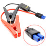 Car Jump Starter Connector Booster Cable Alligator Clamp EC5 Plug Battery Clips