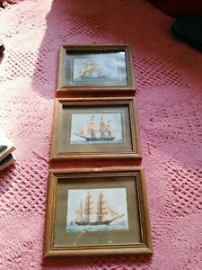 3 Small Ship Pictures