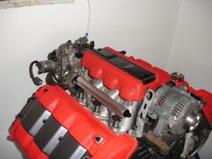 Honda Acura NSX Billet High Volume Fuel Rail Set NA1 NA2