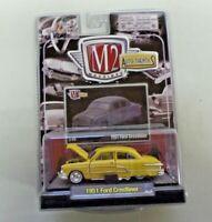 M2 Machines Auto-Thentics 1951 Ford Crestliner Diecast NEW in Package 2008
