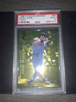 1999 Upper Deck Black Diamond Triple #56 Derek Jeter MINT PSA 9 Graded MLB Card