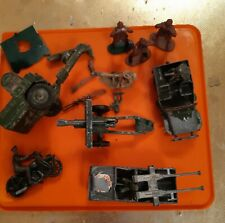 old toy army vehicles