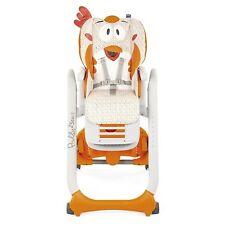 Chicco Polly 2 Star Chaise haute/hamac amusement et compact 4 roues design poule