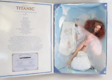Titanic Rose Collector 1998 Barbie Doll NIB Certificate Of Authenticity Nude