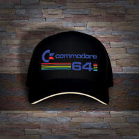 Commodore 64 Retro Embro Cap Hat