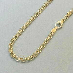 Erbskette in 585-Gold